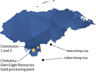 Map-honduras